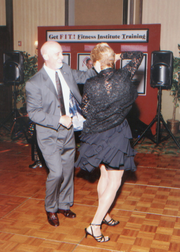 Dr. Abbott & Jayne Awards Ceremony Dance Party